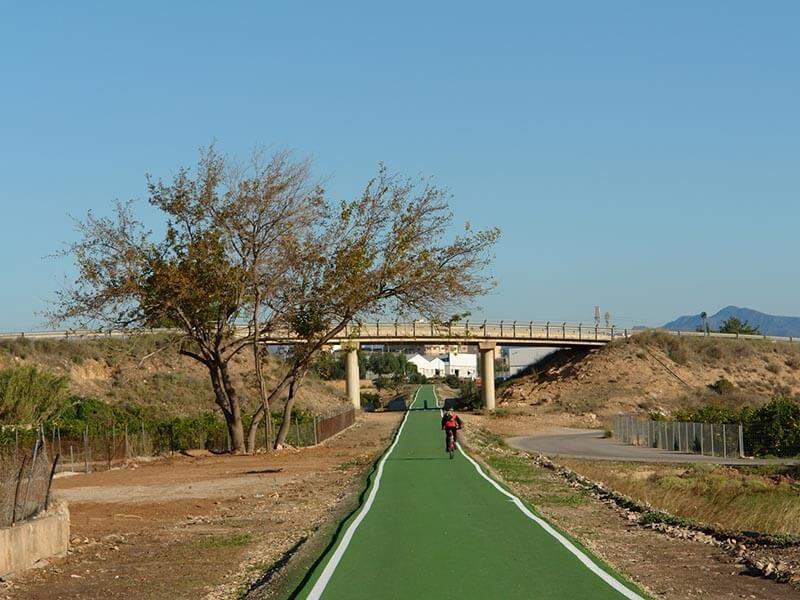 Vía Verde de Llíria