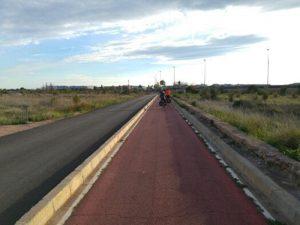 Verde Xurra - Ruta en bici con niños
