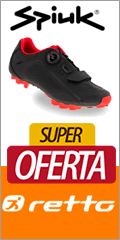 Oferta RETTO Zapatillas BTT SPIUK ALTUBE M
