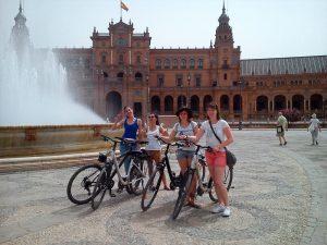 Plaza-España-de-sevilla-en-bici