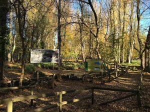 Nacimiento del Huéznar Vía Verde de la Sierra Norte de Sevilla