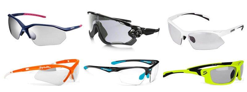 Las mejores gafas de sol fotocromáticas para ciclismo