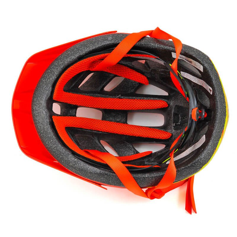 Interior del Casco BTT Giro Hex