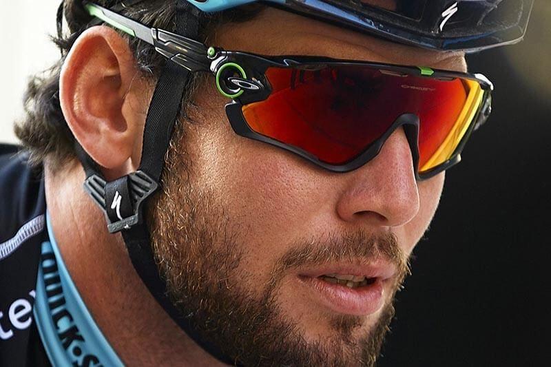 Mark Cavendish ha colaborado en el diseño de las Jawbreaker