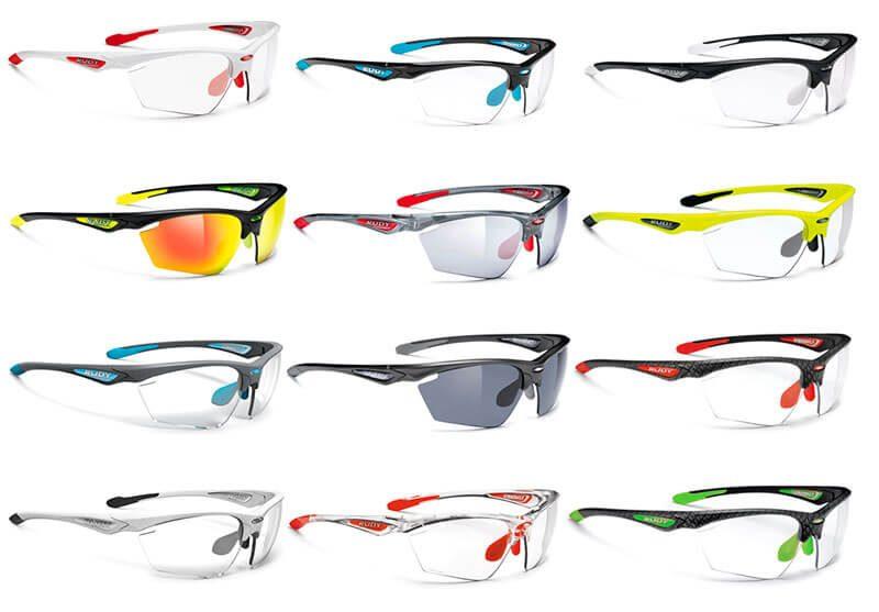 Colores Gafas de Sol Rudy Projet Stratofly