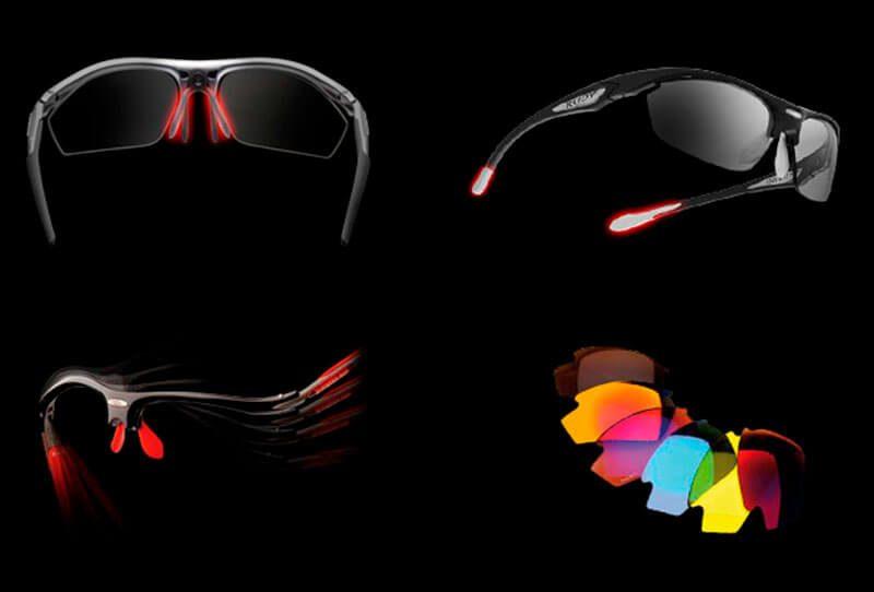 Gafas de sol para MTB Rudy Project Stratofly