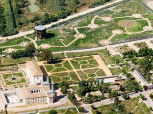 Jardines de la Alfranca - Zaragoza en bici