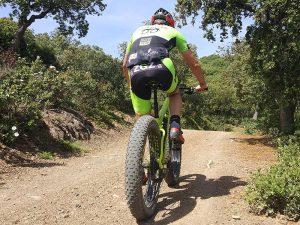 Ruta en bici apta para todo tipo de ruedas