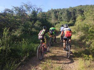 Salida en bici desde Paniza