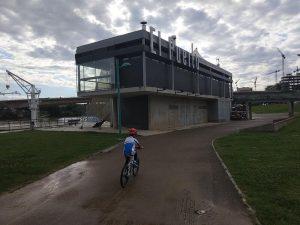 Embarcadero - Vuelta al Ebro en Bici