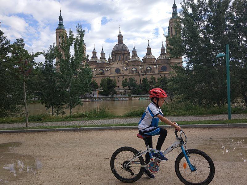 Vuelta al Ebro en Bici
