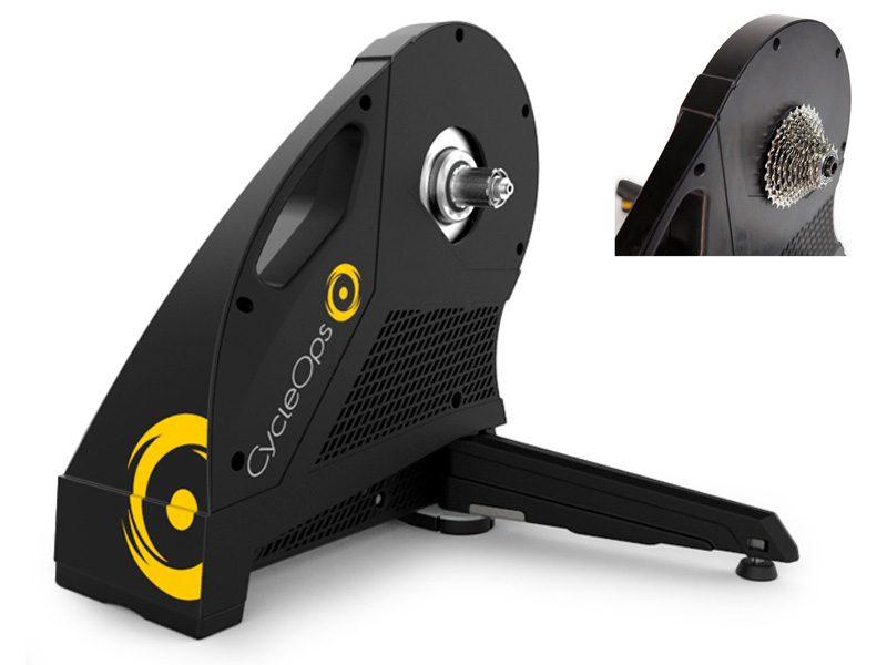 Rodillos para bicicletas de transmisión directa CycleOps Hammer