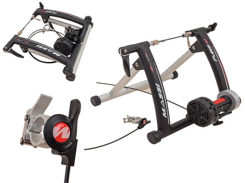 Rodillos para Bicicletas con Marchas Massi Pulse 3