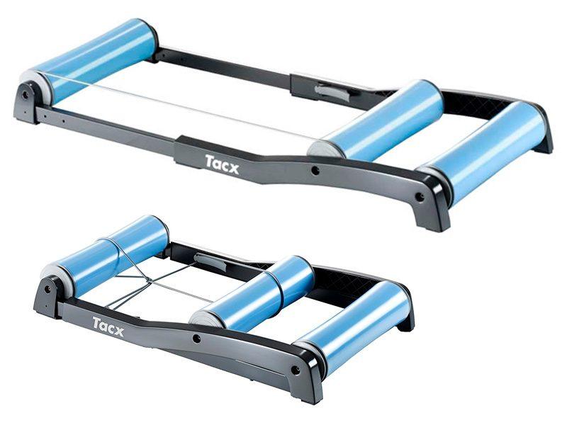 Rodillos para bicicletas de Rulos Tacx Antares
