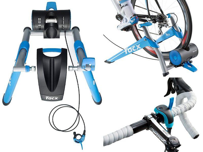 Rodillo para bicicleta con marchas Tacx T-2500