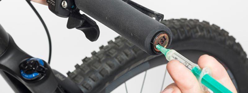 Cómo cambiar los puños de la bici