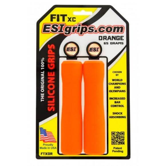 Puños MTB ESI grips ergonómicos FIT XC