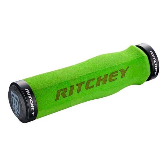 Puños Ritchey de espuma para MTB con bloqueo