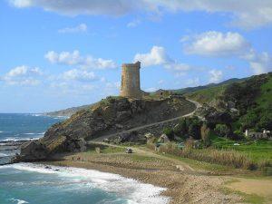 Ruta BTT - Playa de Torre Guadalmesi
