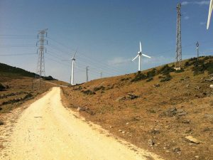 Ruta BTT Tarifa - Guadalmesi -Molinos