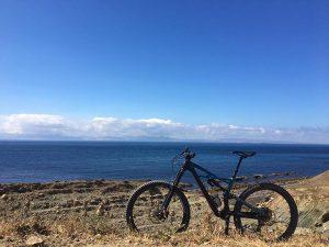 Ruta BTT Tarifa - Guadalmesi -Vistas Estrecho