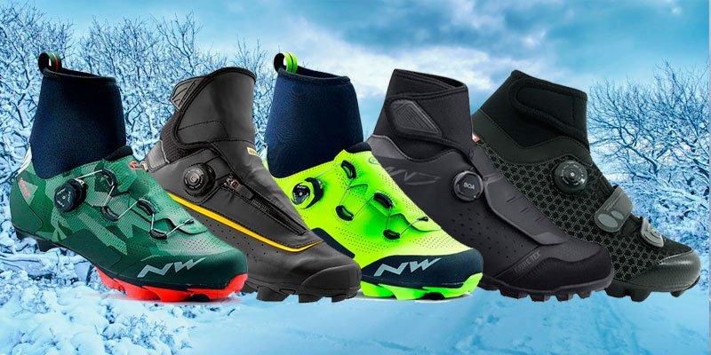 Comparativa de Zapatillas MTB para Invierno