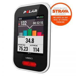GPS para biciceta Polar V650
