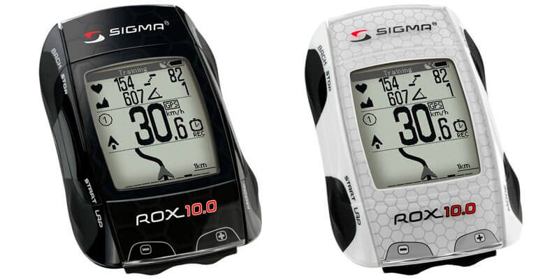 Gps para bicicleta Sigma Rox 10.0