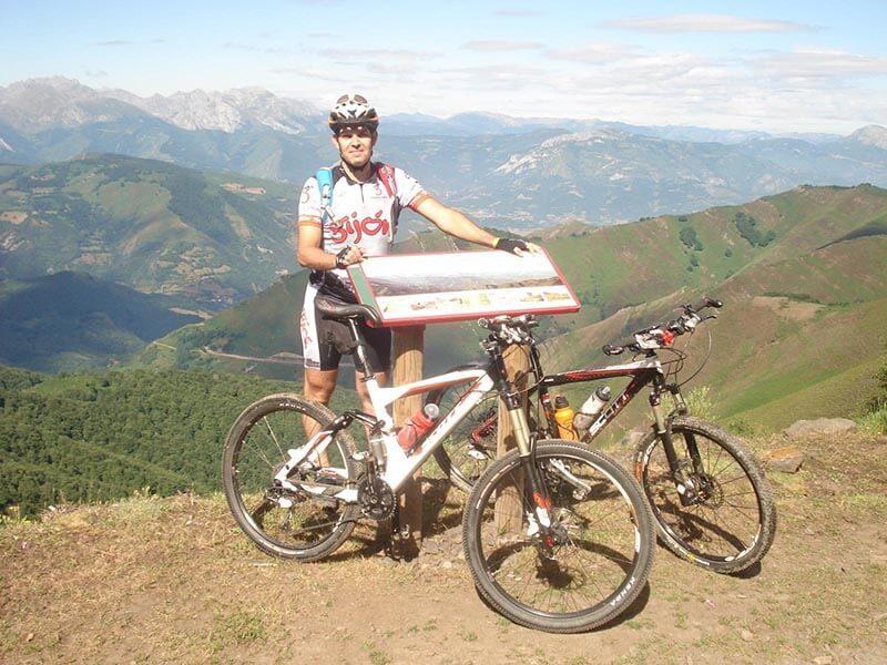 Anillo Ciclista Sotiello Santibanes de Murias