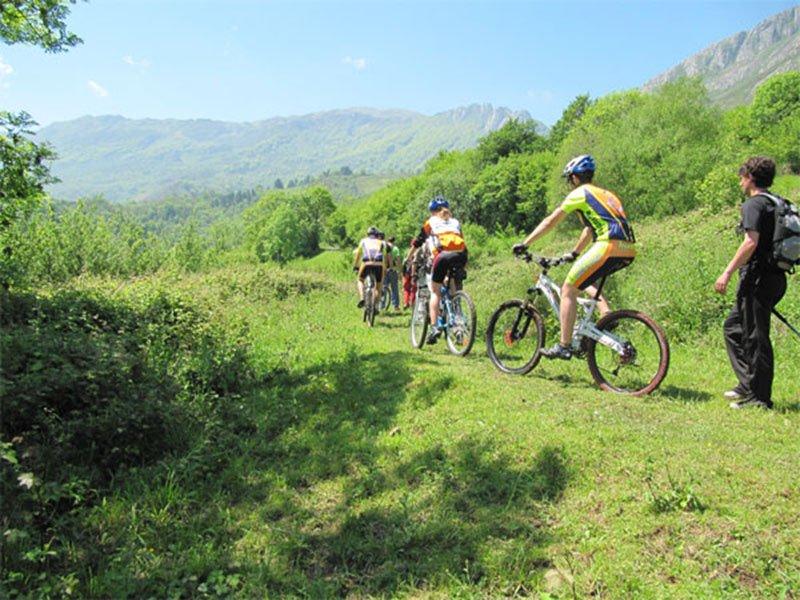 Anillo Ciclista de la Montaña Central en Asturias