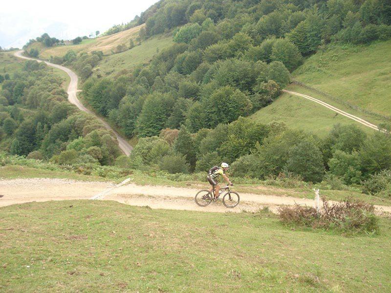 Bajada Anillo Ciclista Asturias