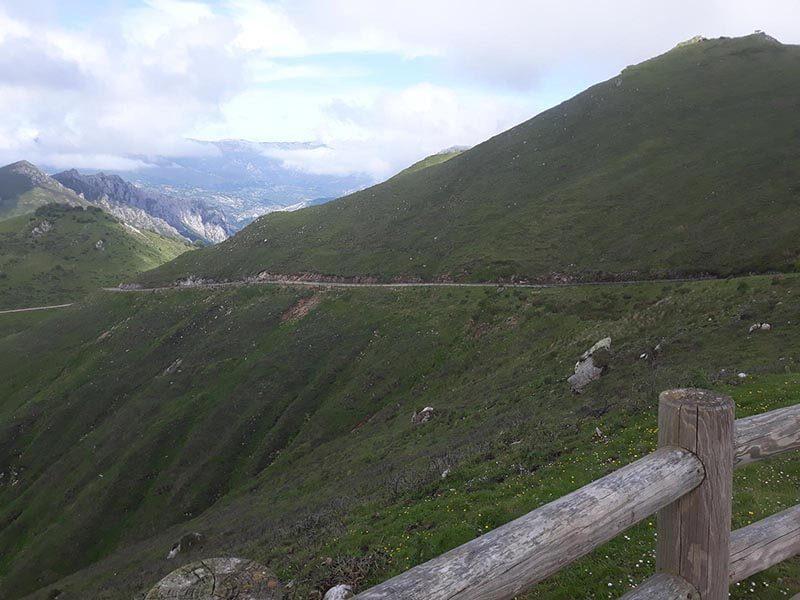 CAmino Ruta BTT Lagos de Covadonga