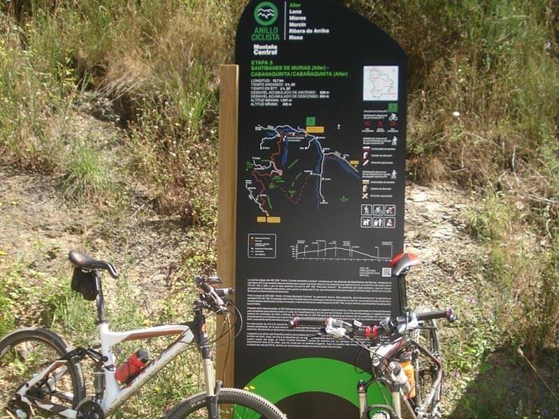 Cartel Etapa 05 Anillo Ciclista