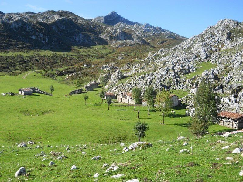 Casetas Ruta BTT Lagos de Covadonga