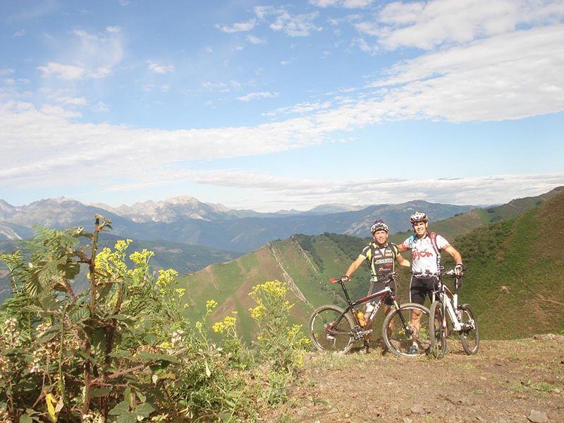 Etapa 4 Anillo Ciclista Montaña central