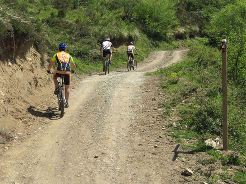 Pista Etapa 03 Anillo Ciclista