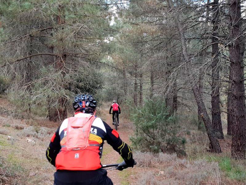 Ruta Alpartir y Sierra Algairen
