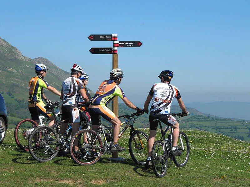 Subida Etapa 2 Anillo Ciclista de Asturias