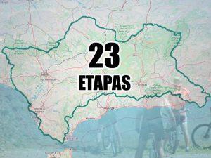 TransAndalus Ruta por Etapas en bicicleta