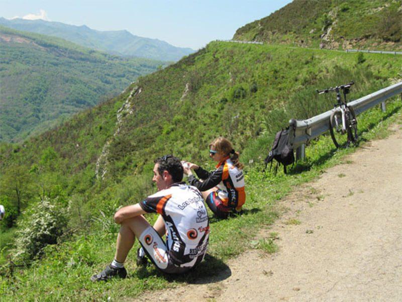 Vistas Etapa 3 Anillo Ciclista Asturias