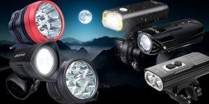 Focos Potentes pra MTB - Luz delantera Bicicleta