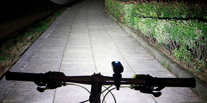 luz delantera bici wheel-up