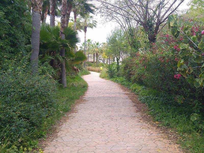 Paseo en bici Marbella