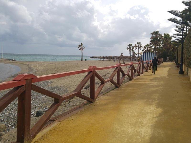 Senda del Litoral Marbella