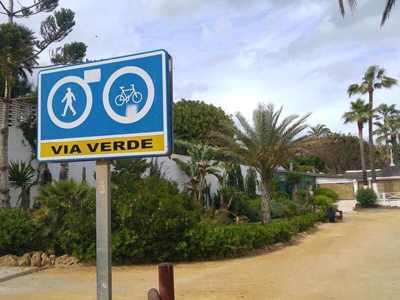 Via Verde Ciclista Marbella