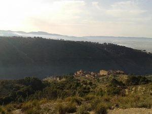 Cerro de San Miguel y Sacromonte