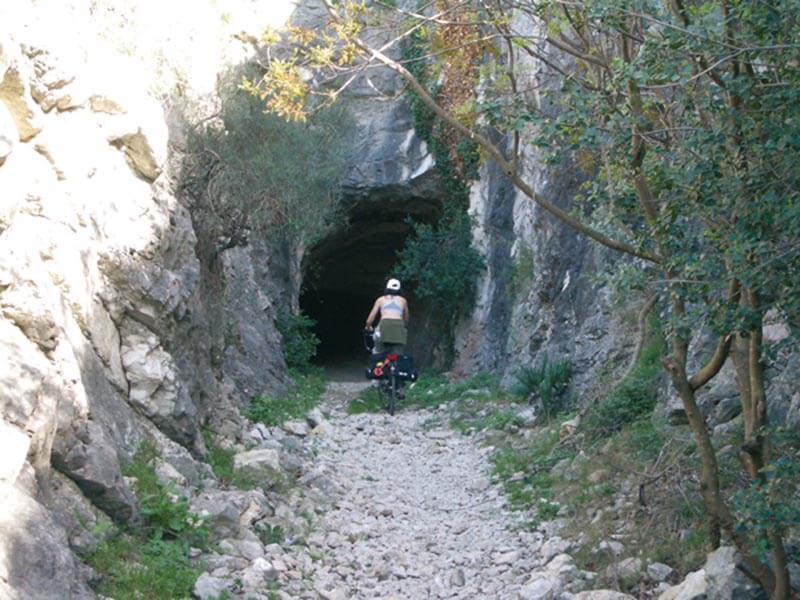 Entrando en el Túnel