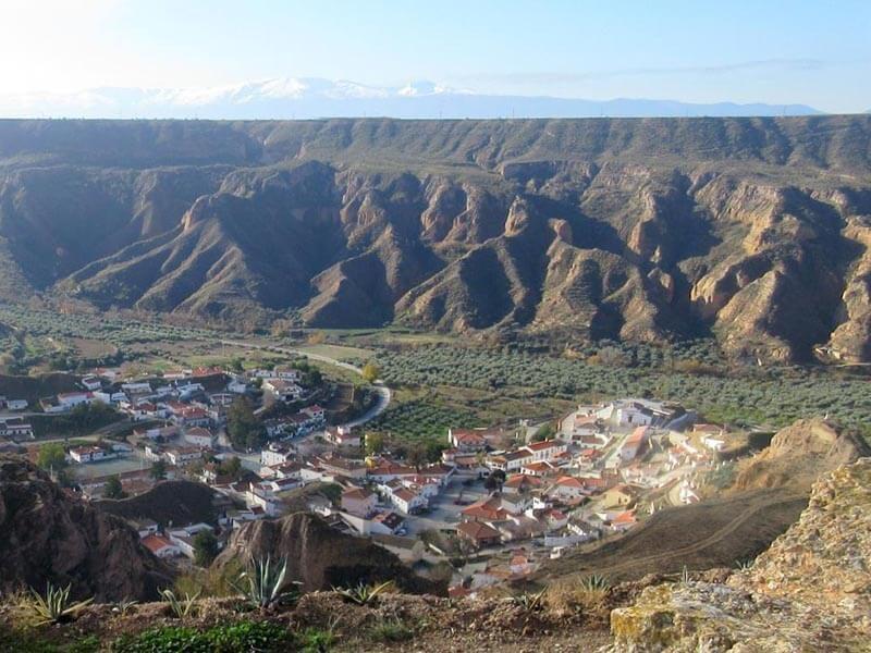 Era y mirador de las cuevas de Torriblanco