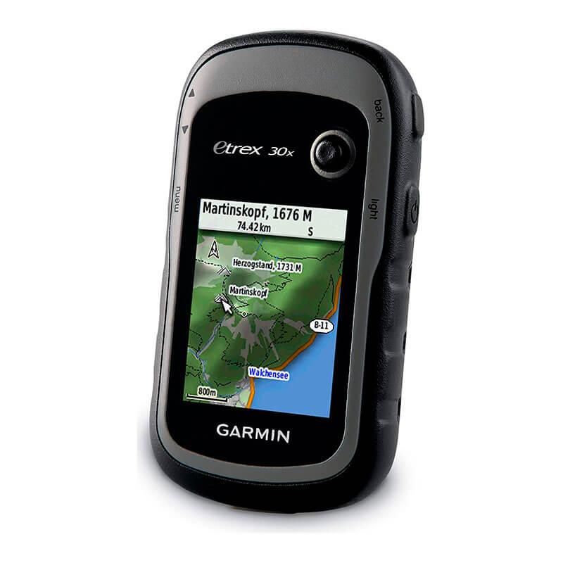 Oferta GPS Bici Garmin eTrex 30x