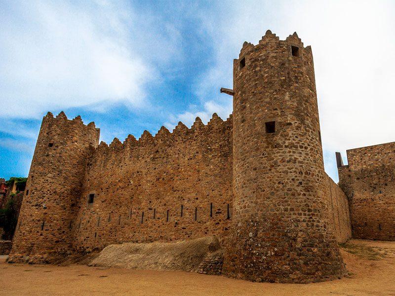 Castillo-de-Calonge